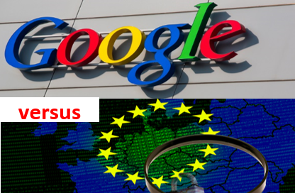 Google vs EU larger
