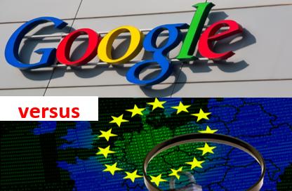 Google vs EU larger